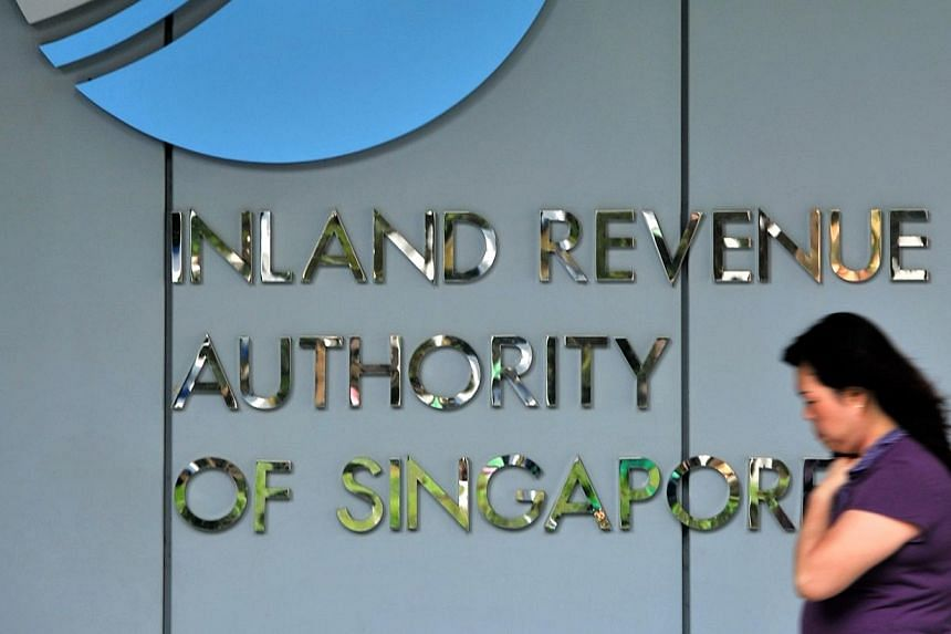Beware of e-mails with the subject title 'Iras Reward' as they are part of a circulating scam, warned the Inland Revenue Authority of Singapore. -- ST FILE PHOTO: KUA CHEE SIONG