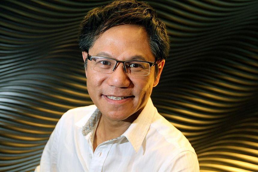 FCBC senior pastor Lawrence Khong. -- ST PHOTO:SEAH KWANG PENG