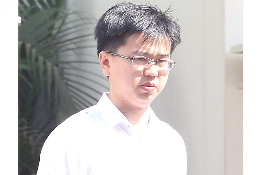 Sze Jia Wei, 26, a hostel manager who moonlighted as the webmaster of an online vice ring, was jailed for a month on Wednesday. He had pleaded guilty to living off the immoral earnings of two Thai prostitutes between May 28 last year and Jan 2. -- ST