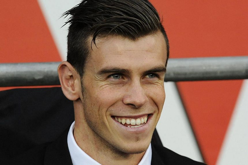 Tottenham Hotspur manager Andre Villas-Boas says he does not expect Gareth Bale (above) to make a farewell appearance at White Hart Lane before completing his anticipated transfer to Real Madrid. -- FILE PHOTO: REUTERS