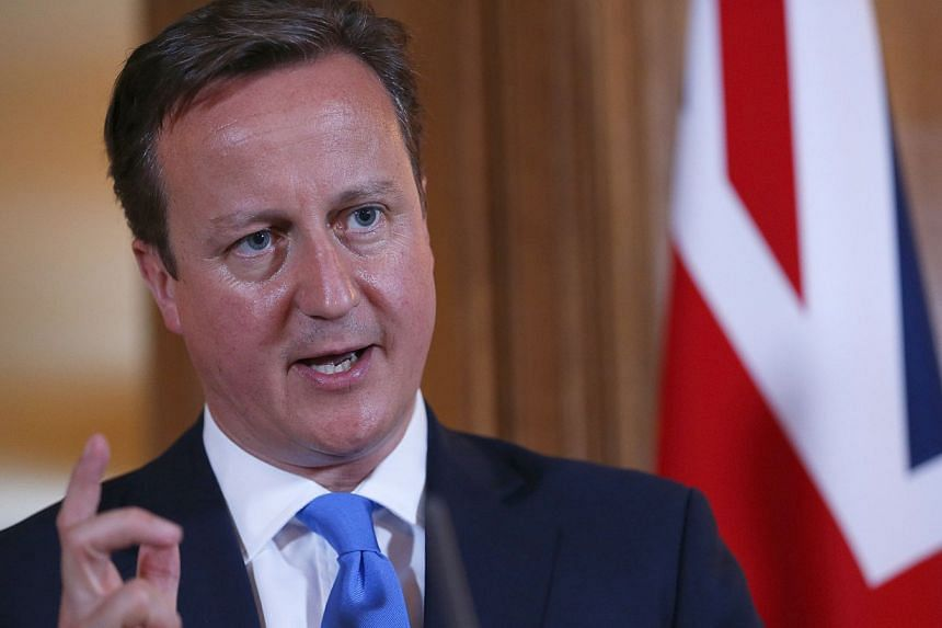 Prime Minister David Cameron (above) is recalling members of Britain's lower house of parliament from their summer break to give them a chance to discuss how best to respond to a suspected chemical attack in Syria, a spokesman from his office said on