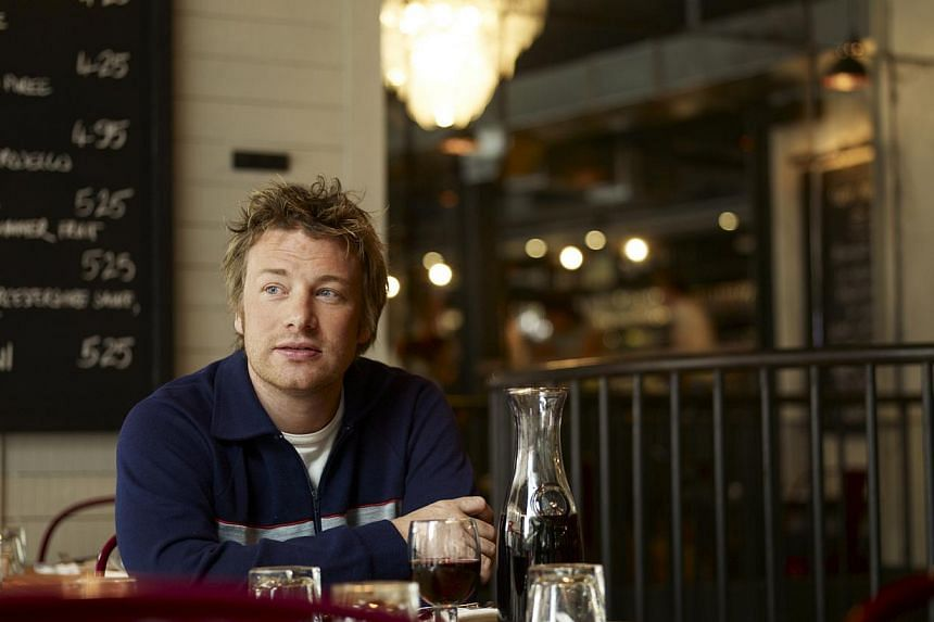 """Celebrity chef Jamie Oliver (above), already under fire for criticising the diet of Britain's poor, has said all his restaurants would close immediately if it were not for European immigrants who make far better workers than """"wet behind the ears"""" Bri"""