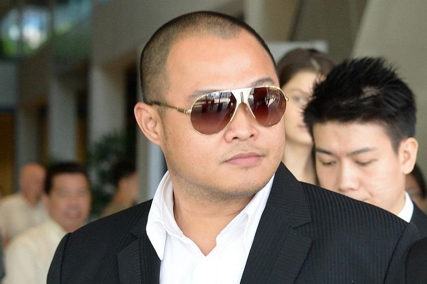 Mr Ong has to pay back $240,868 plus interest to MBS. -- ST FILE PHOTO