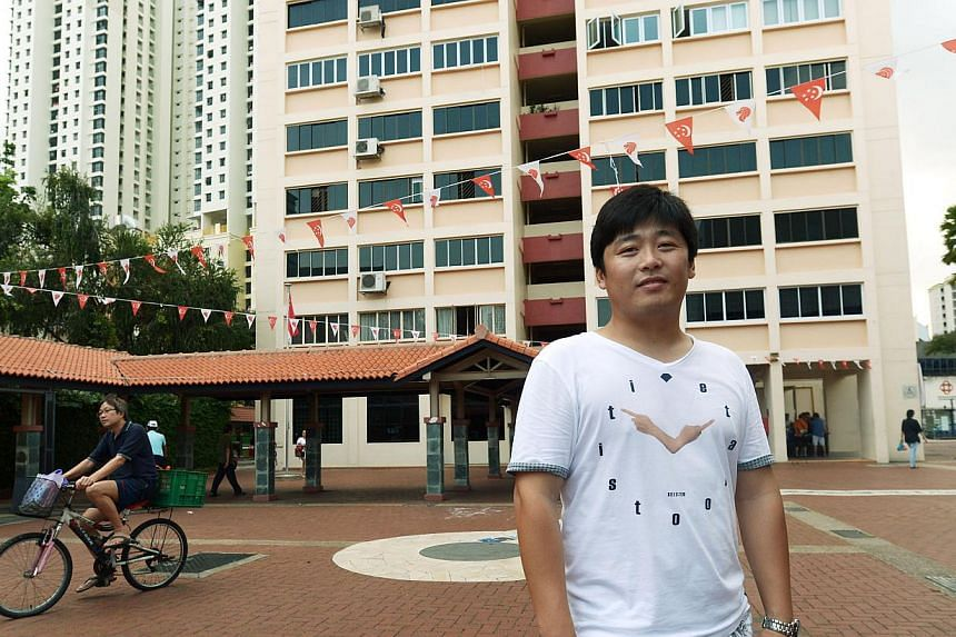 IT customer service officer Gong Wei, who got his PR status last year, says the new rule is a decision by the Government and he can accept the policy, but a grace period for those who are in the middle of a deal would be a fair concession to make.