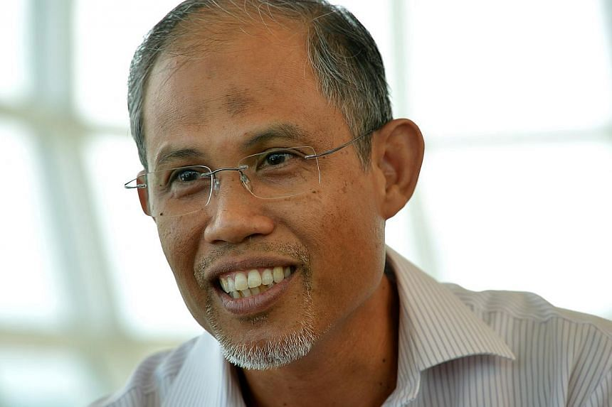 Senior Minister of State for Home Affairs and Foreign Affairs, Mr Masagos Zulkifli will be attending an Asean special ministerial meeting on drug matters in Brunei Darussalam on Sept 3. -- ST FILE PHOTO: KUA CHEE SIONG