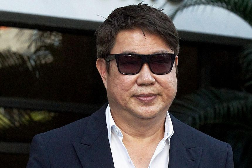 Indonesian businessman Mr Wahju Hanafi, former Xtron director and owner of Firna and Ultimate Assets, who allegedly played the roles of both donor and recipient of City Harvest Church (CHC) funds. Mr Hanafi, who helped finance pastor-singer Ho Yeow S