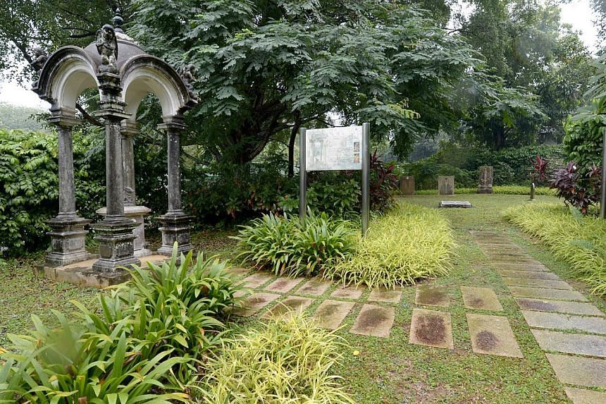 The rich history and heritage of Bidadari will be assimilated into the new housing estate to be built there, the National Heritage Board (NHB) announced on Wednesday. It is the first time that a new estate will include these considerations from the d