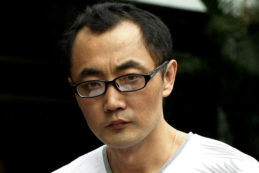 Picture of Sun Xinjian. Five more men - all Chinese nationals - were charged in court on Friday with having commercial sex with a minor.