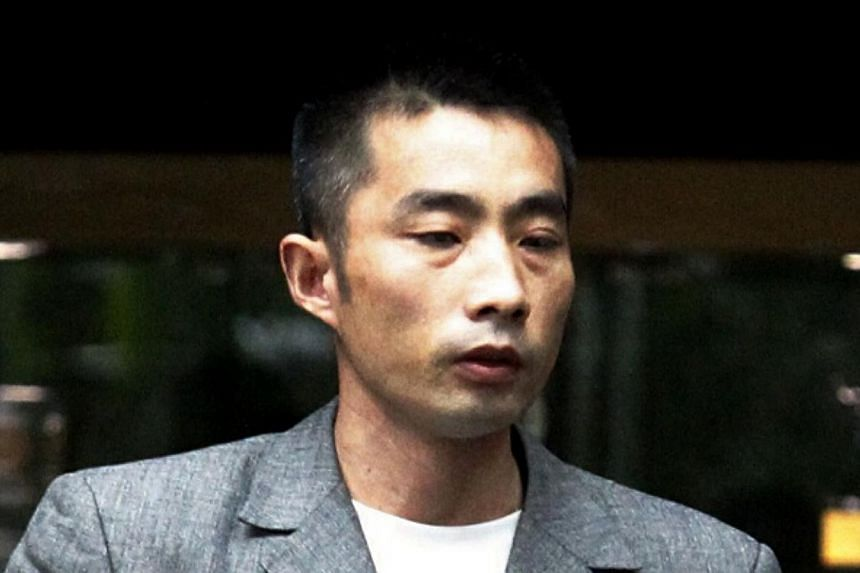 Picture of Li Zhiguang. Five more men - all Chinese nationals - were charged in court on Friday with having commercial sex with a minor.