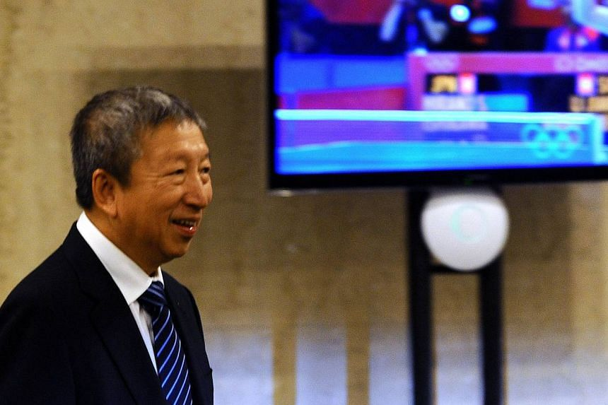 Singapore's diplomat and businessman Ng Ser Miang arrives to attend the first International Olympic Committee Executive Board meeting in Buenos Aires on Sept 04, 2013.Speaking to The Straits Times, Ng said that regardless of Tuesday's outcome,