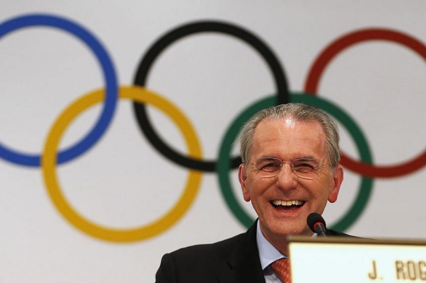 President of the International Olympic Committee Jacques Roggeduring a news conference in Buenos Aires on Wednesday, Sept 4, 2013.The IOC's financial reserves edged close to US$1 billion (S$1.3 billion) in 2012 up from just US$105 million