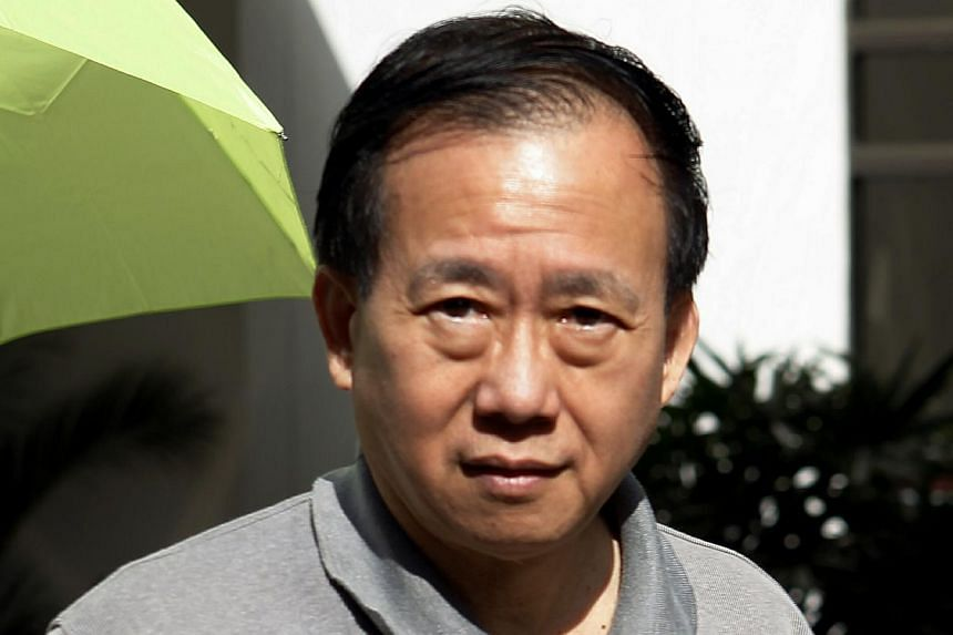 Ong Theng Kiat, a 63-year-old gynaecologist, pleaded guilty on Tuesday to two charges of having sex with a 14-year-old girl. -- ST FILE PHOTO: WONG KWAI CHOW