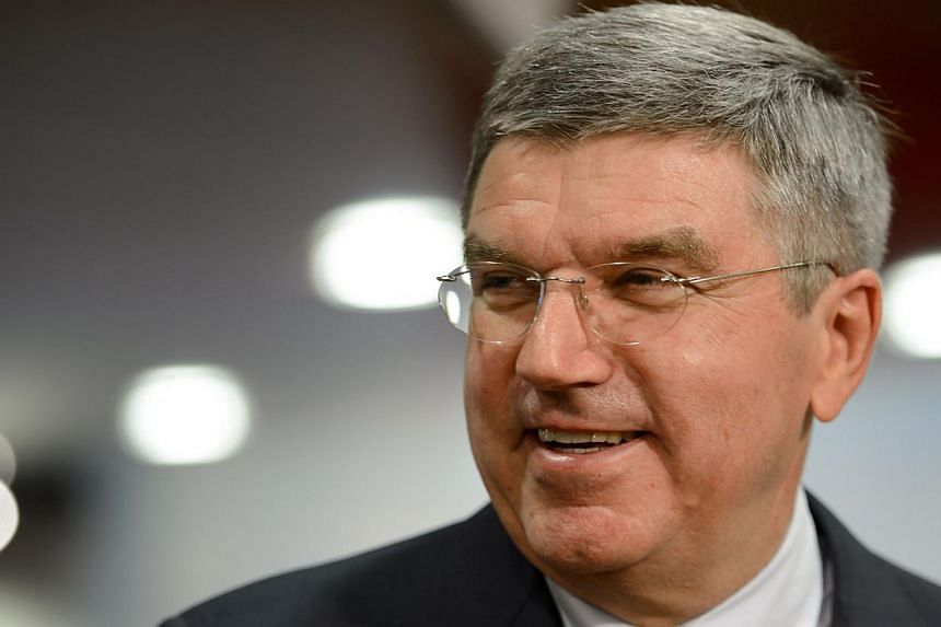Had the West not boycotted the 1980 Summer Olympics in Moscow, Thomas Bach would be enjoying the fruits of a successful law practice in Germany -- FILE PHOTO: AFP