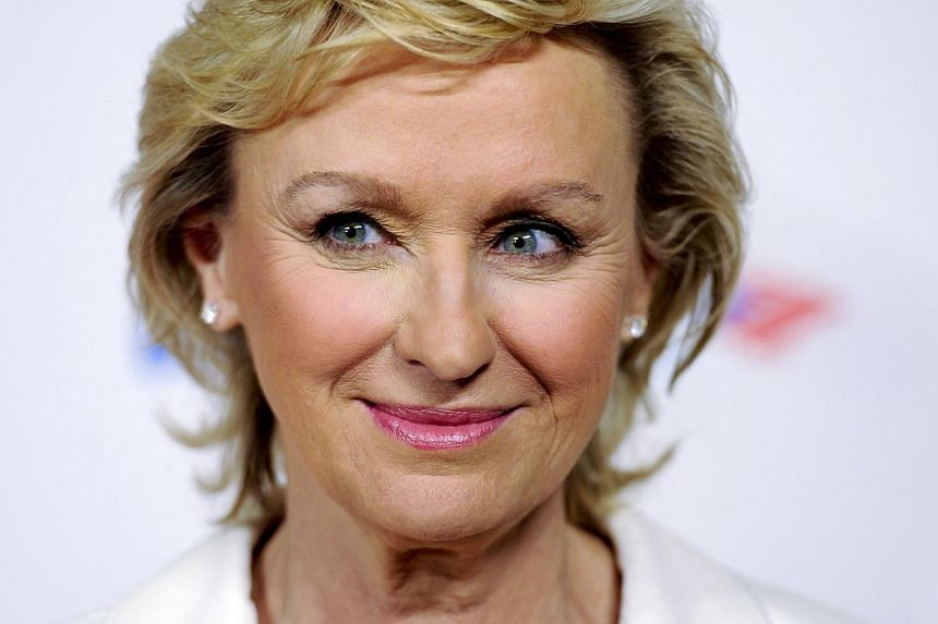 In this Thursday, March 8, 2012, file photo, Tina Brown attends the Women in the World Summit 2012 in New York. Ms Brown, the editor who oversaw the ill-fated merger of Newsweek and The Daily Beast website, announced Wednesday, Sept 11, 2013, she is