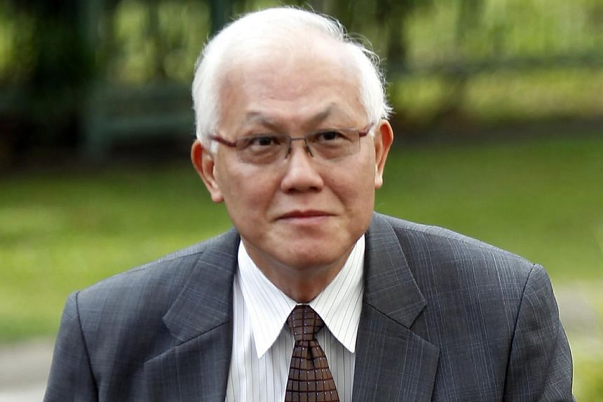 Auditor Foong Daw Ching (above) said City Harvest Church members had approached him over the years for advice on the church buying properties, investing in bonds and financial transactions which may require disclosure of any prior relationship betwee