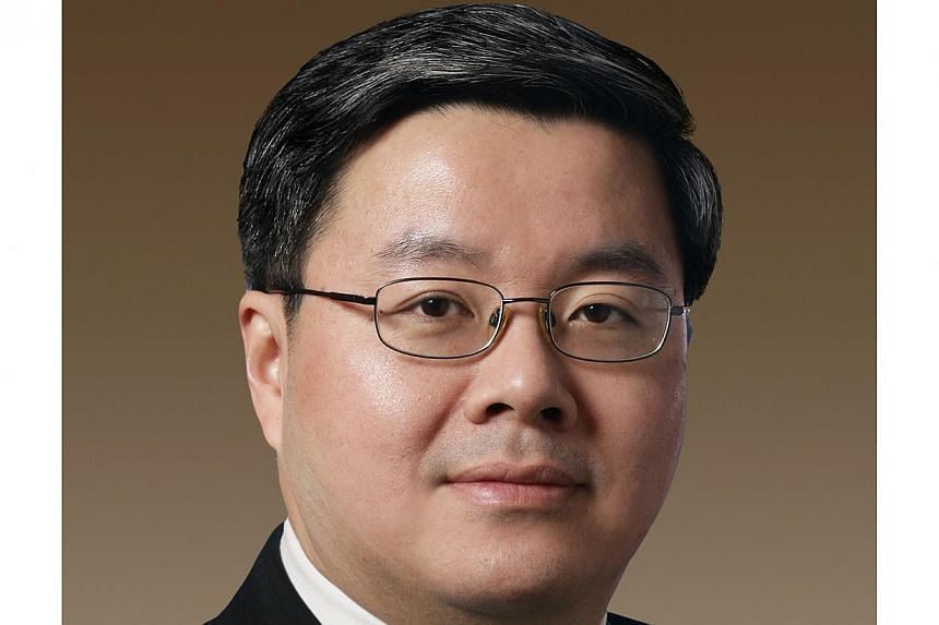 Temasek Holdings has announced the appointment of Dr Wu Yibing as its head for China, with effect from Oct 1. - PHOTO: TEMASEK HOLDINGS