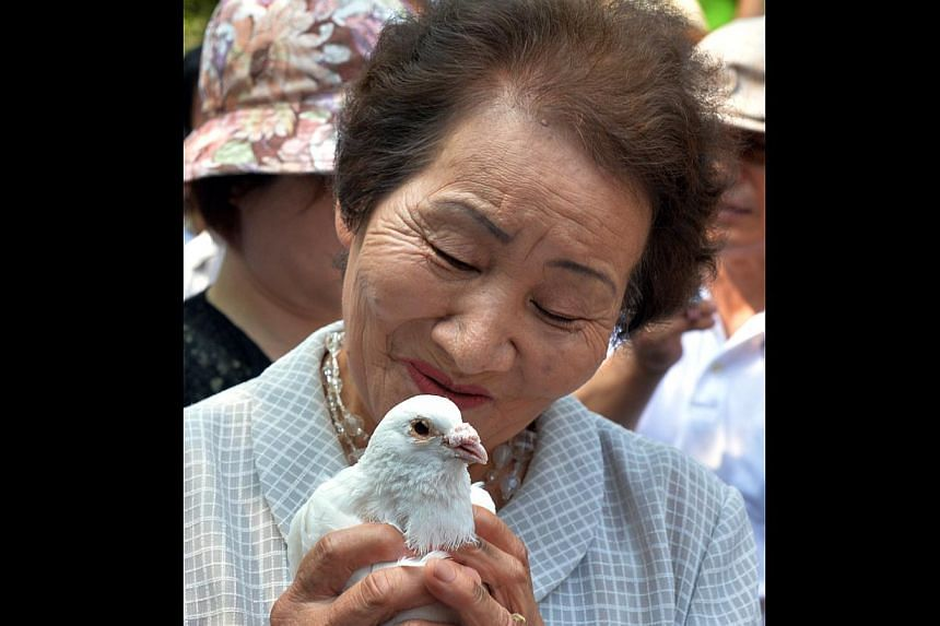 With one quarter of Japan's population aged over 65 years old, services are increasingly being fine tuned to cater to the elderly, from offering them special discounts to helping them with their daily shopping. There's even a special day set aside fo