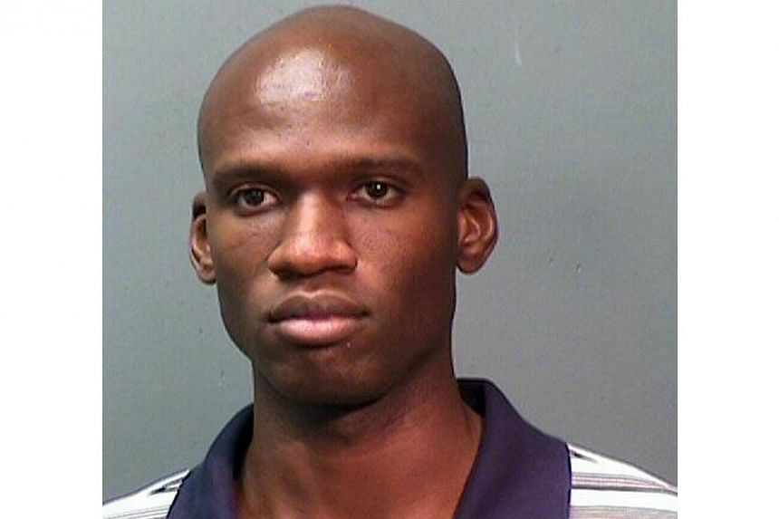 Aaron Alexis, who the FBI believe to be responsible for the shootings at the Washington Navy Yard in the South-east area of Washington, DC, is shown in this Fort Worth Police Department handout photo released on Monday, Sept 16, 2013.The Texas