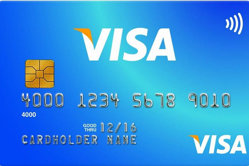 The Competition Commission of Singapore (CCS) said on Wednesday that it found Visa Worldwide's multilateral interchange fee system (MIF) compliant with the Competition Act here. -- FILE PHOTO: VISA