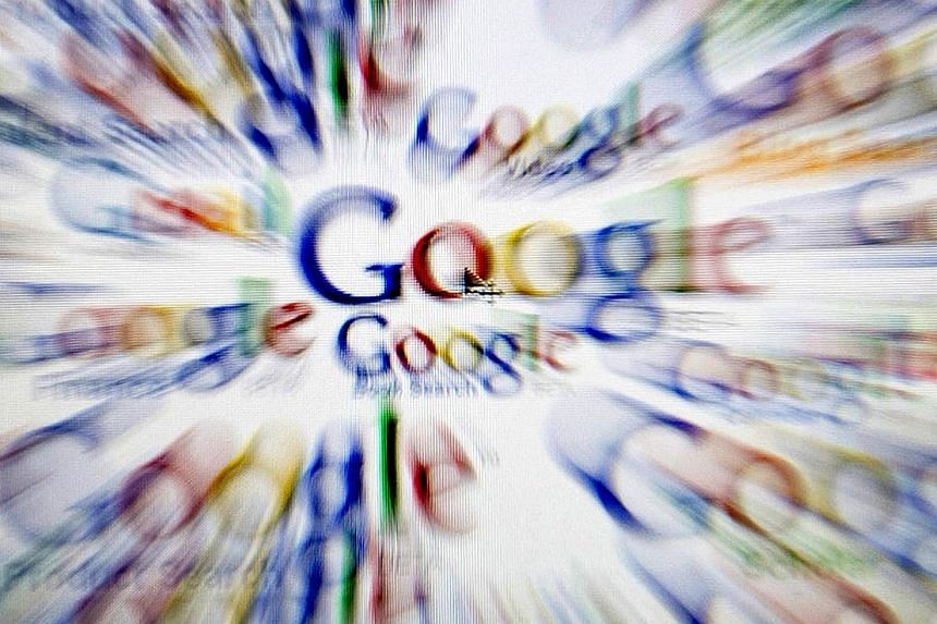 The Google Inc. logo is displayed on a computer screen for a photograph in San Francisco, California, U.S., on Friday, July 6, 2012.Google announced on Wednesday it was launching a new company focused on health and well-being, and hinted at coo
