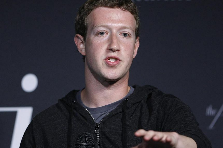 """Facebook CEO Mark Zuckerberg delivers remarks in an onstage interview for the Atlantic Magazine in Washington, Sept 18, 2013.Revelations about the US government's secret surveillance programs has had a big impact on """"trust metrics"""" of Internet"""
