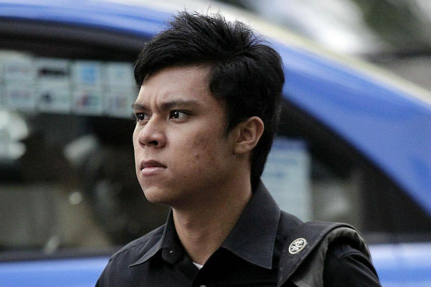Hakim Leong, a 20-year-old student who tried to cheat a supermarket chain out of $500,000 in shopping vouchers, was on Friday, Sept 20, 2013, spared reformative training, after a judge decided to let him serve out the remainder of his sentence. -- ST