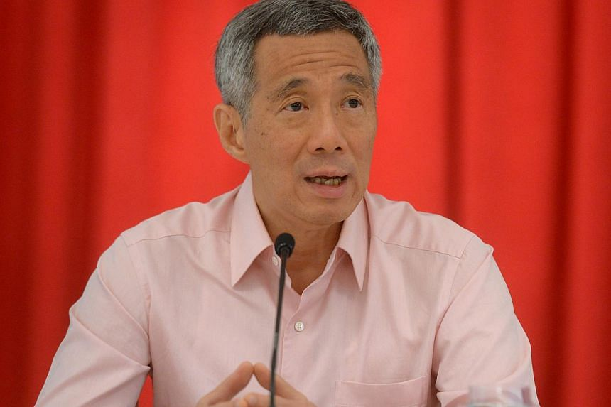 Prime Minister Lee Hsien Loong speaking at a press briefing on June 20, 2013.The loss of popular support for ruling parties that have governed for decades in Singapore and Malaysia must be met by new leaders who can fulfil younger voters' aspir
