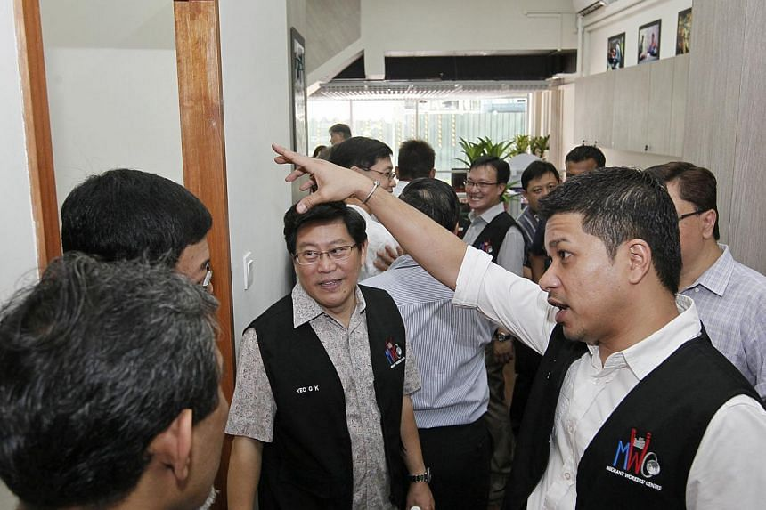 Migrant workers here can turn to a new help centre in Geylang, which offers emergency shelter, representation in employment issues, referrals to medical and soup kitchen services, and free non-employment legal advice from the Law Society. Migrant Wor