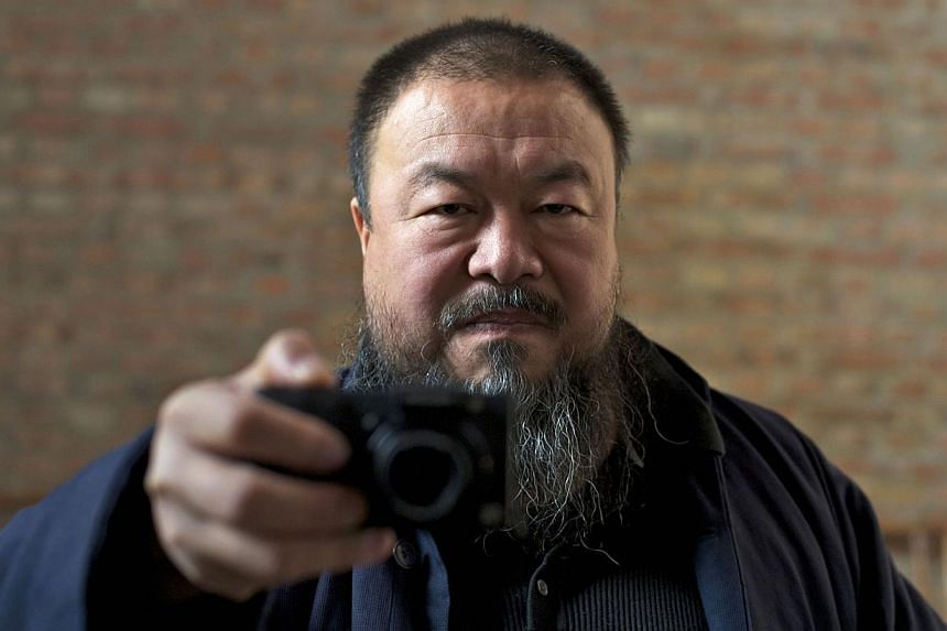 Chinese dissident artist Ai Weiwei was on Monday, Sept 23, 2013, appointed to be on the jury of the Stockholm Film Festival even though he was unlikely to be allowed to attend in person, festival organisers said. -- FILE PHOTO: GOLDEN VILLAGE