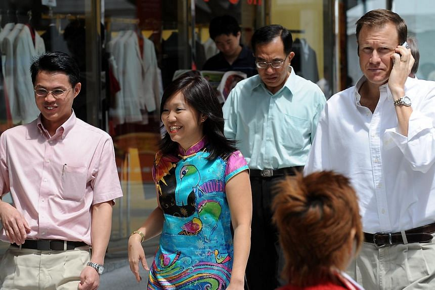 The Singapore Democratic Party (SDP) has welcomed the Government's move to give locals fair consideration in jobs, but pointed to how it has also championed Singaporean workers' rights for over a decade and made similar policy proposals. -- ST FILE P