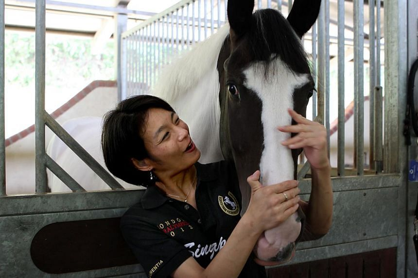 Equestrian Paralympic medallist Laurentia Tanis one of66 athletesto receive the Sports Excellence Scholarship (spexScholarship), while a further 26 athletes from nine sports have been shortlisted as potential future scholars. -- ST