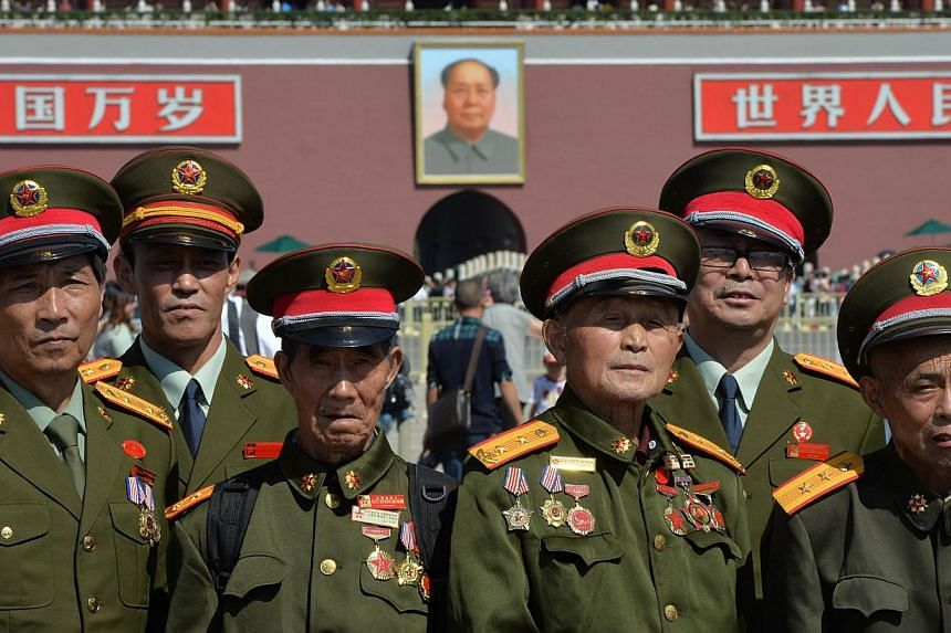 China to audit military officials in move to fight graft, Asia News & Top  Stories - The Straits Times