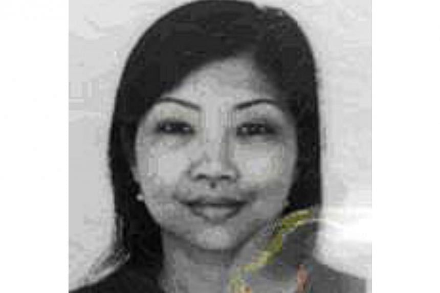 The police are also looking for information on 48-year-old Wong Meu Ching, who was last seen at Blk 298C Compassvale Street on Sept 21 at about 3am. -- PHOTO: SPF