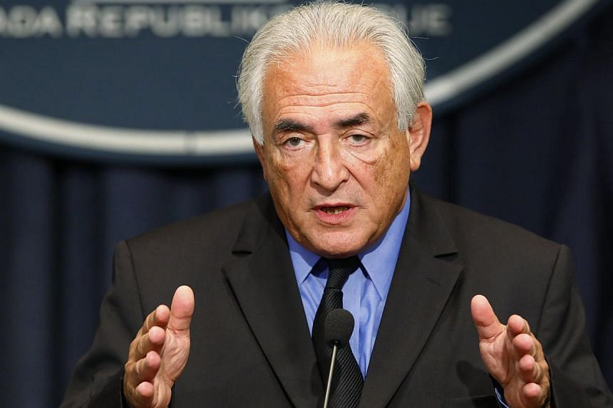 Former International Monetary Fund (IMF) chief Dominique Strauss-Kahn (pictured) has been named head of an investment firm, marking another step in the business comeback of a man whose career and French presidential hopes were ruined by a sex scandal