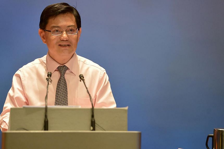 The programmes and initiatives announced at the Education Ministry's (MOE) annual workplan seminar were thoroughly considered and carefully planned to benefit students, said Education Minister Heng Swee Keat (pictured). -- ST PHOTO: CAROLINE CHIA