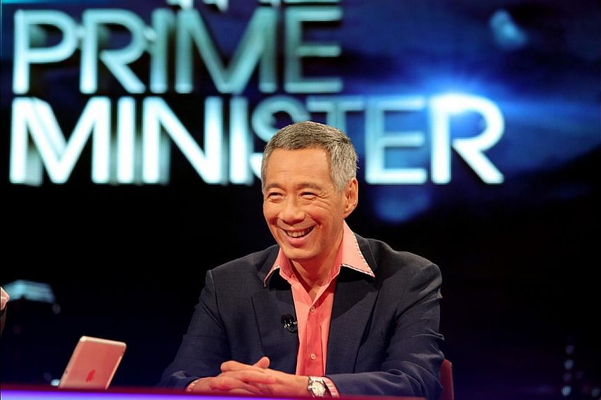 PM Lee said that with greater social support, people must also play their part to help keep the new policies sustainable by exercising personal responsibility. -- PHOTO: MINISTRY OF COMMUNICATIONS & INFORMATION