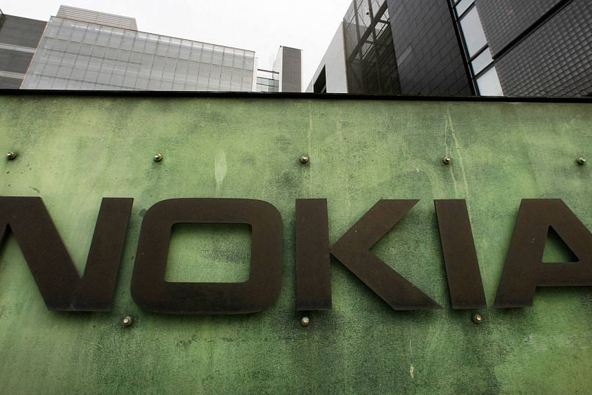 The Nokia Research and Development Centre is pictured in Helsinki, Finland, in this April 11, 2008 file photo. Nokia is discussing internally whether to approach French rival Alcatel-Lucent about a tie-up, part of the Finnish company's review of how