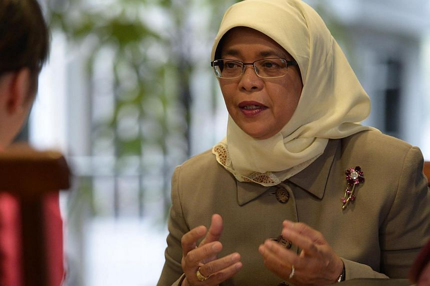 """The recent move requiring companies to prove they tried to hire Singaporeans first before turning to foreigners is a strong signal from the Government that firms should not settle for the """"easy option"""", Speaker of Parliament Halimah Yacob said on Sun"""