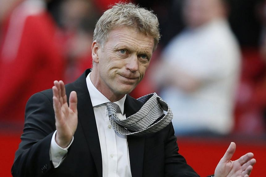 "Manchester United manager David Moyes says his team do not possess enough ""world-class players"" to mount a serious challenge for Champions League success this season. -- PHOTO: REUTERS"