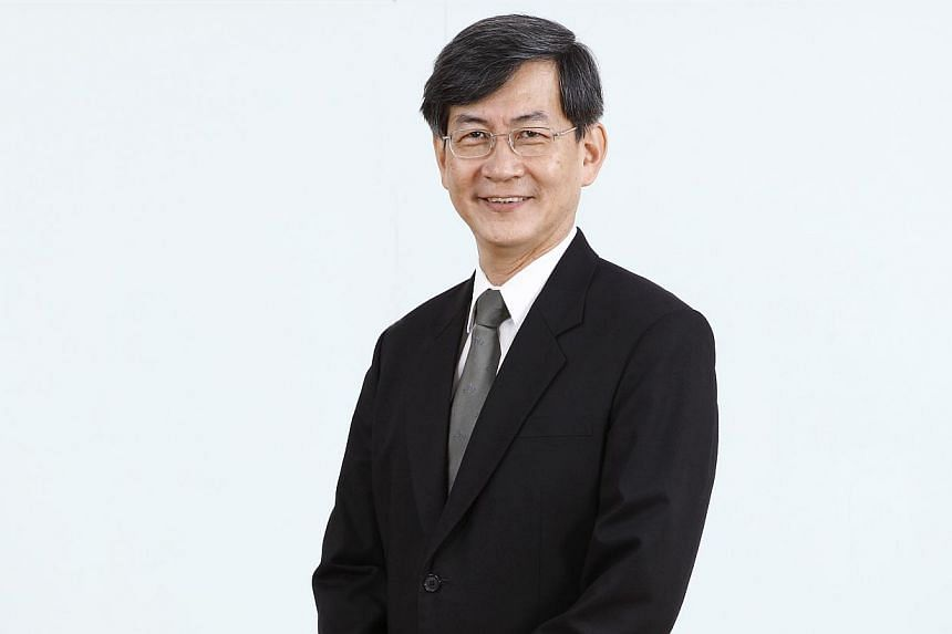 Chief District Judge Tan Siong Thye has been appointed judicial commissioner of the High Court for a term of one year.  -- PHOTO: SUBORDINATE COURTS