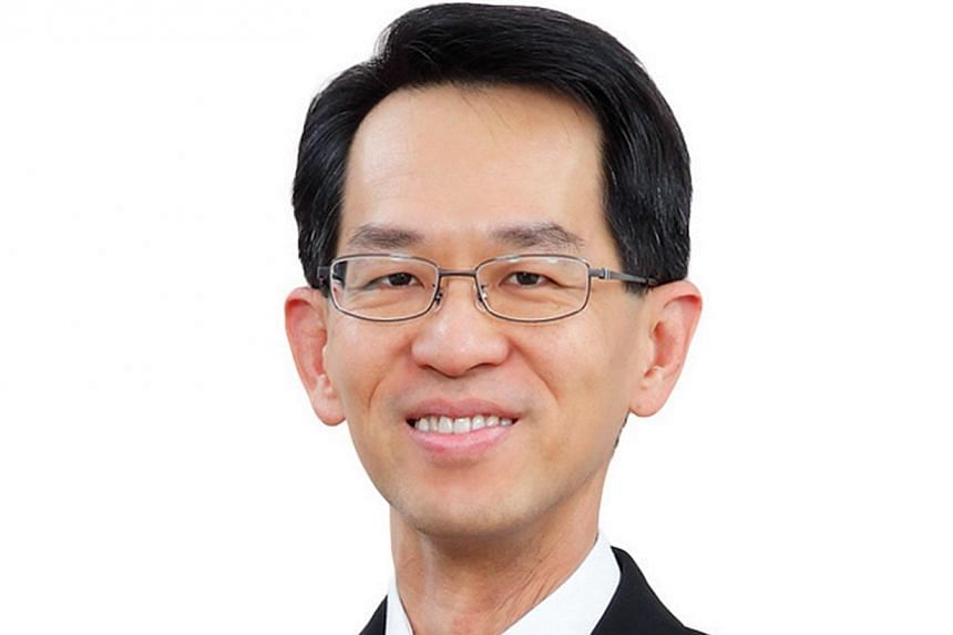 Replacing Mr Tan Siong Thye as the Chief District Judge on Tuesday is Mr See Kee Oon, who has more than 20 years of judicial experience. -- PHOTO: SUBORDINATE COURTS