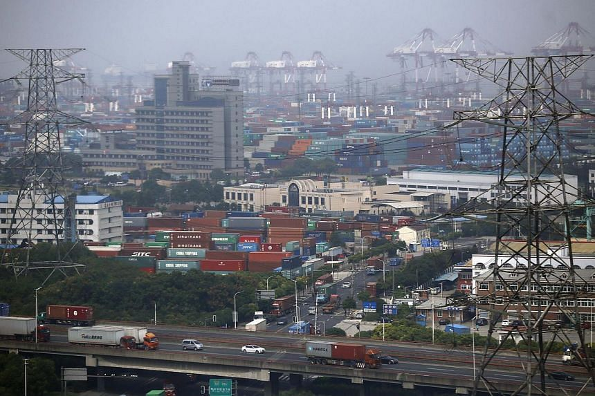 A general view of the new Shanghai pilot free trade zone (FTZ) in Pudong district, Shanghai on Sunday, Sept 29, 2013.DBS Bank (China) has received approval to set up a sub-branch in FTZ by the China Banking Regulatory Commission Shanghai Bureau