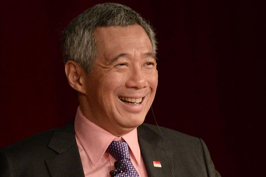 As the Government makes strategic shifts in its policies, a major determinant of its success will be citizens' trust, Prime Minister Lee Hsien Loong said on Monday. -- ST FILE PHOTO: LIM SIN THAI