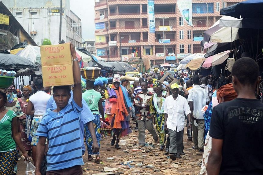 Poor Africans say they are still not benefiting from the continent's economic rise, according to a landmark survey of citizens across 34 countries released on Tuesday. -- FILE PHOTO: AFP