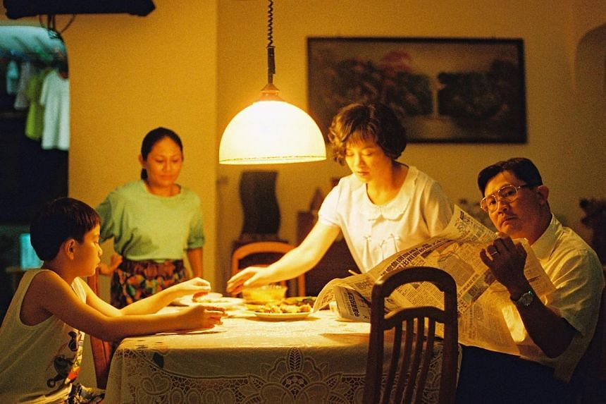 Singaporean director Anthony Chen's Cannes award-winning child-rearing drama Ilo Ilo has snagged six Golden Horse nominations in the top contest for Chinese-language cinema. -- FILE PHOTO: GOLDEN VILLAGE
