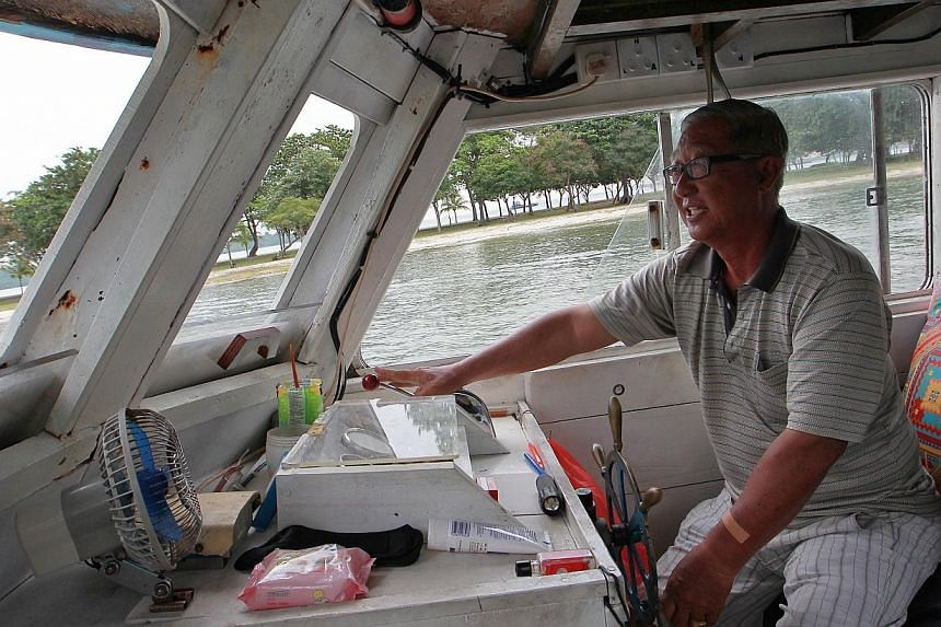 The National Heritage Board has launched a series of initiatives including a documentary, virtual tour and cooking workshops at Pulau Ubin as part of its commemorative efforts of the island.This time round, they will be documenting two Pulau Ub