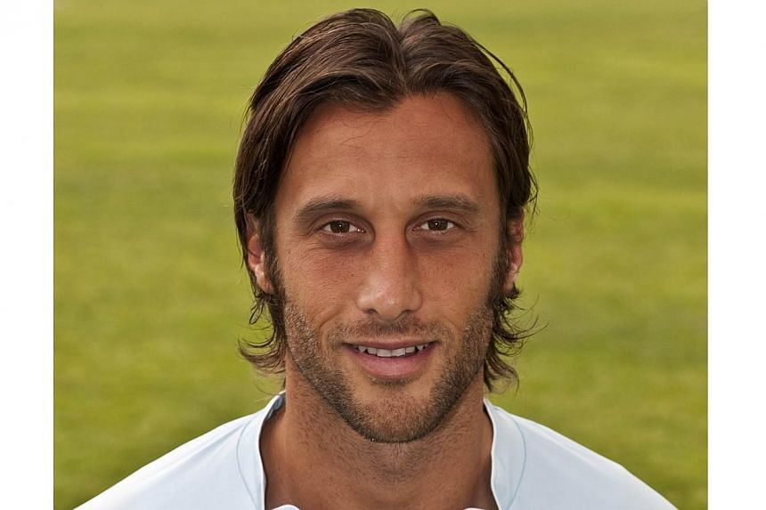 Lazio captain Stefano Mauri has had his ban for failing to report match-fixing increased to nine months after losing an appeal against the original six-month suspension. -- FILE PHOTO: AFP
