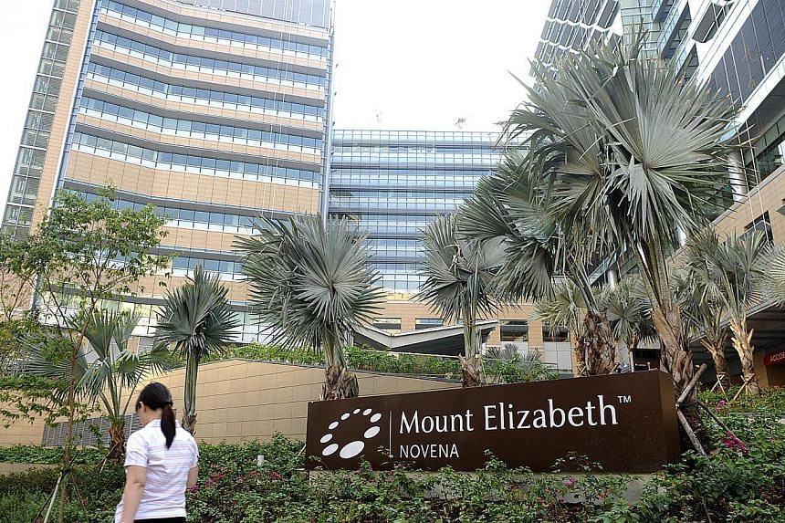 Parkway Pantai group's Mount Elizabeth Novena Hospital opened to the public on July 1, 2012. Parkway has released a price list of 30 common procedures at its hospitals based on patients' medical bills in the past year, in a move that could guard agai