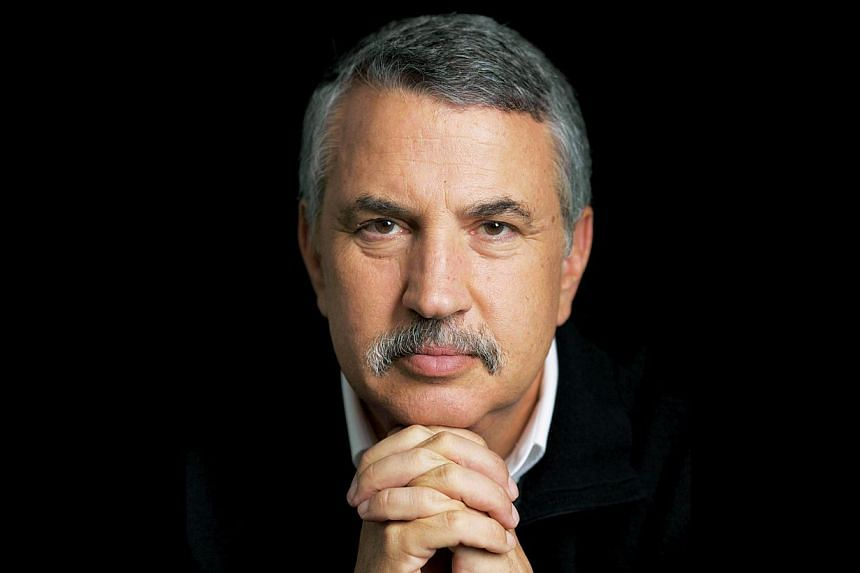 Thomas L. Friedman. -- PHOTO: THE NEW YORK TIMES