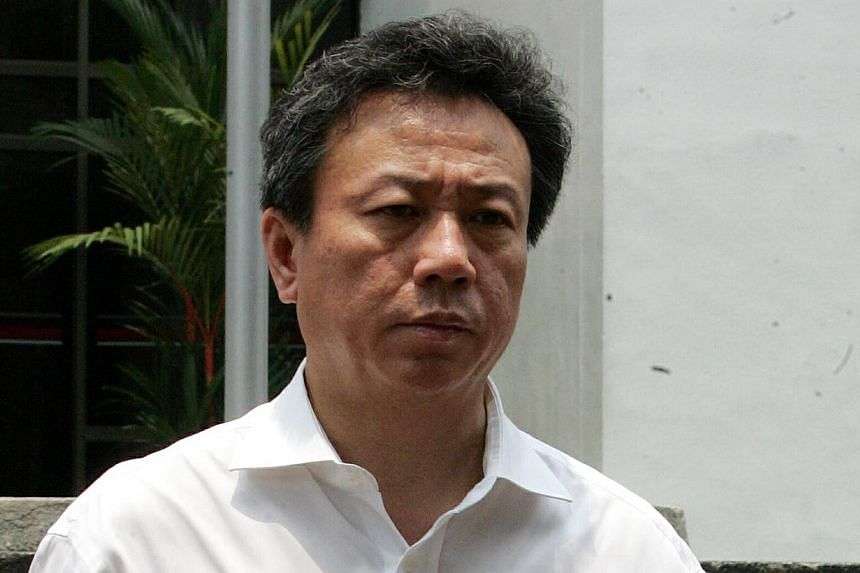 Six years after he was fined $240,000 for non-disclosure and false statement offences, former Airocean chief executive Thomas Tay (above), seen in this 2006 file photo, was on Friday, Oct 4, 2013, cleared of the charges - on the prosecution's initiat